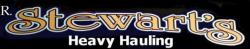 R Stewart Heavy Hauling